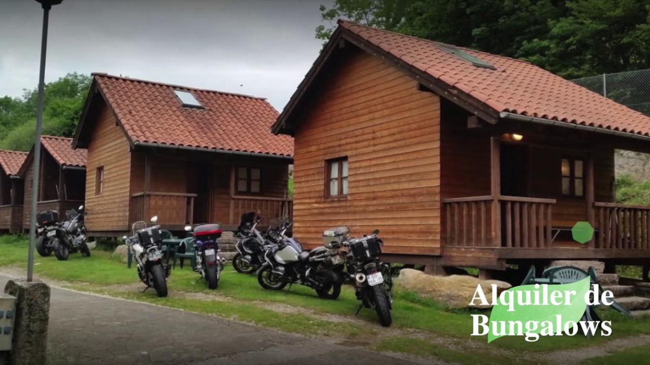 Camping Picos De Europa Youtube