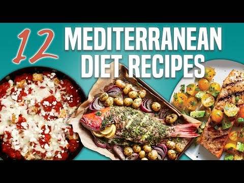 12 Mediterranean Diet Recipes | Recipe Compilation | Well Done