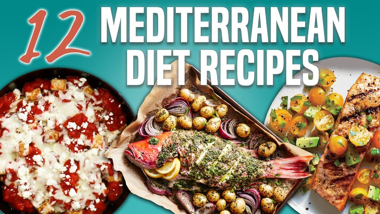 Traditional Mediterranean Recipes For Eating Healthy and Living Well Cretan Cuisine