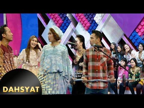 Games DahSyatnya Karaoke Sehat Bersama Syahrini [DahSyat] [23 Juni 2016]