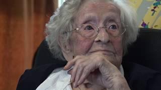 Rie uit Limmen viert haar 110e verjaardag: