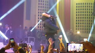 Ja Rule Performs LIVE at The Portage Theater