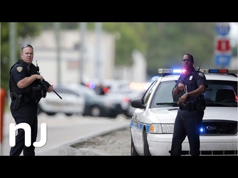 Eye witness gives account of Fort Lauderdale airport shooting