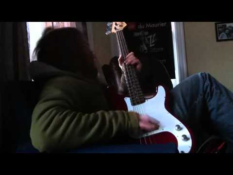 Ryan Weber crazy bass