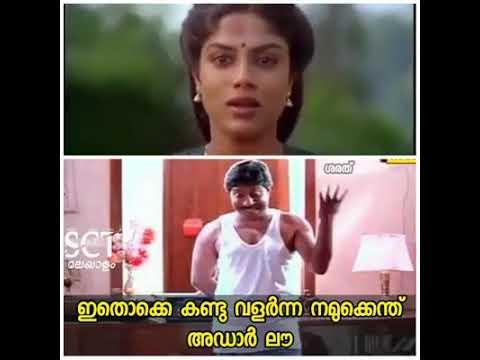 Mohanlal romantic scene chitram