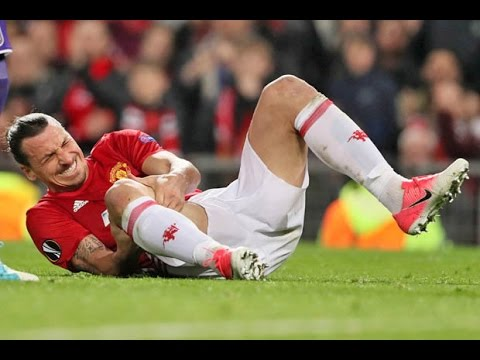 Zlatan Ibrahimovic Injury ● Get Well Soon ● Motivational Video