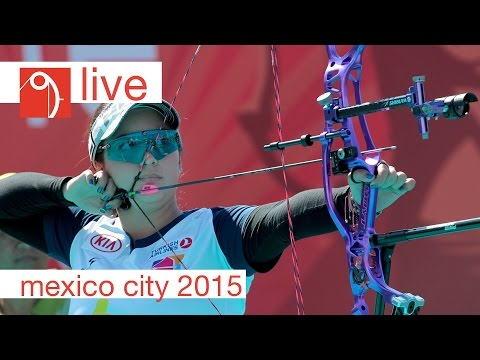 Live Session: Compound Finals  |Mexico City 2015