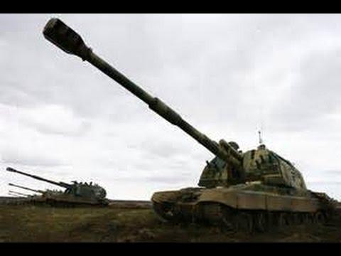 2014 July 26 Breaking News Ukraine Crisis Bigger Russian artillery moving into Ukraine soon