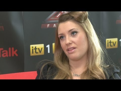 Exclusive interview with X Factor's Ella Henderson