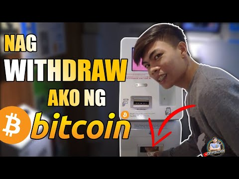 How To Withdraw Bitcoin On The ATM In Hong Kong? | Aldrin Rabino