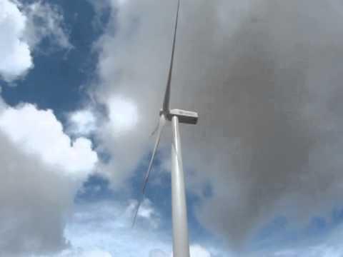 Germany   Hamburg   wind turbine