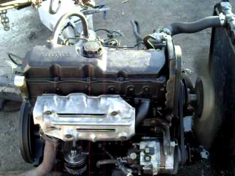 Toyota 2l Diesel Trucks Usa >> Toyota Hilux Diesel Engine Check 2l 3l 5l Youtube