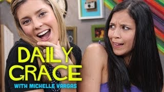 Michelle Vargas and DailyGrace LIVE Advice - 5/31/12 (Full Ep)