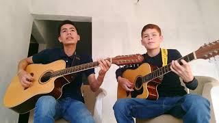 Las Medias Negras Cover/ Jonathan Lizarraga ft Arturo Lizarraga Saucedo/ Miguel y Miguel.