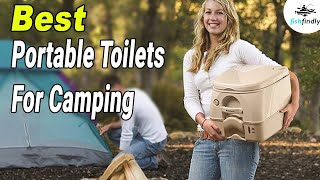 Best Portable Toilets F๐r Camping In 2020 – The Most Essential One For Camping!