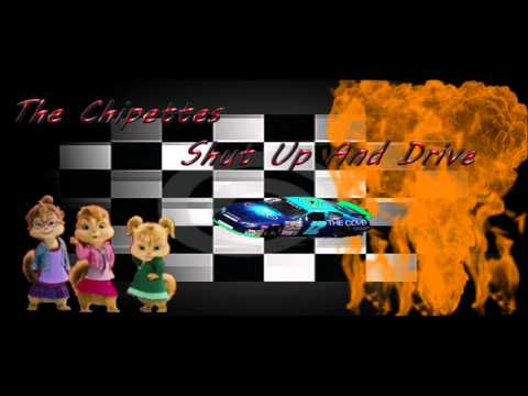 The Chipettes Shut Up And Drive by Rihanna