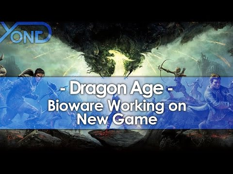 Bioware is Working on a New Dragon Age Game