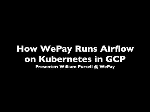 Airflow Kubernetes Example