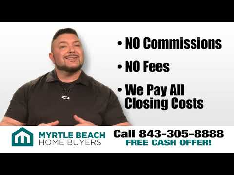Myrtle Beach Home Buyers - No Hassle Home Sale
