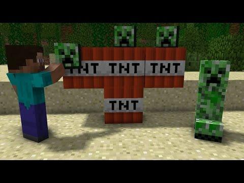 Noob Life TNT - Pusic Minecraft Animation Song Parody (2017)