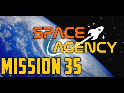 Space Agency Mission 35 Gold Award