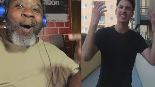 Dad Reacts to Diss God - PontiacMadeDDG Diss Track (Official Lyric Video)