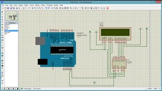 Proteus ISIS and Arduino uno (Arduino UNO Simulator)
