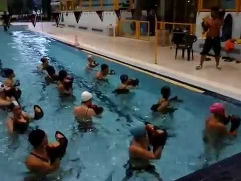 Thai Fit Water a Parma by Coopernuoto piscina Moletolo  YouTube