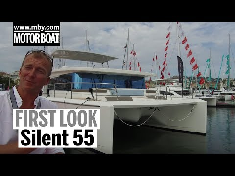Silent 55 | First Look | Motor Boat & Yachting