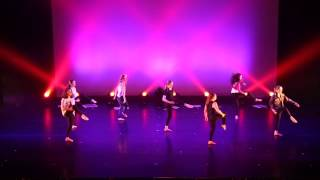 Jazz/Contemporary (Symphony of Brotherhood) @ LSE Dance Show 2015