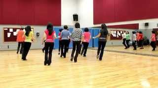 No Trouble - Line Dance (Dance & Teach in English & 中文)