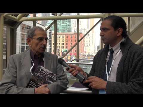 Interview with Dr. Shiv Chopra at Total Health 2013