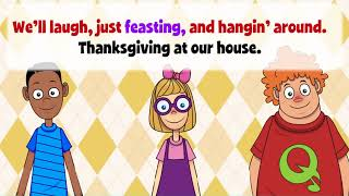 """QuaverMusic's """"Thanksgiving at Our House"""""""