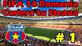 Baixar Fifa 14 Romania - Cariera cu Steaua Ep 1 (HD)