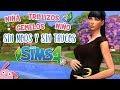 SIMS 4/ Como Hacer Crecer A Los Sims - YouTube