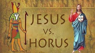 JESUS vs HORUS