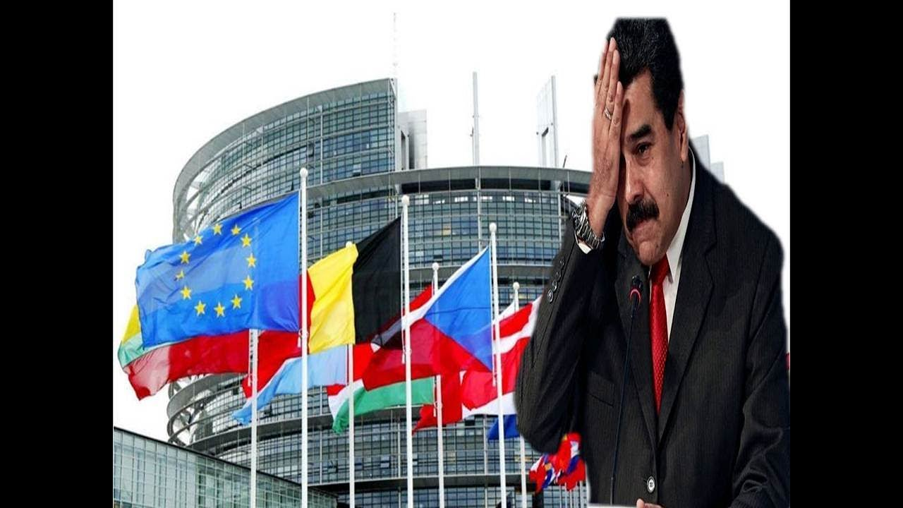 EUROPARLAMENTO APOYA UNA TRANSICIÓN EN VENEZUELA Y QUE SE RESTAURE LA DEMOCRACIA