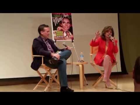 Jim Colucci interviews Dawn Wells Santa Monica Public Library 112214