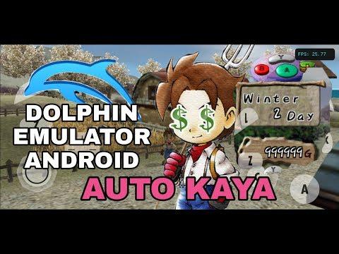 Cara Nge-CHEAT AUTO KAYA DLL HARVEST MOON : A WONDERFUL LIFE Di Dolphin Emulator Khusus ANDROID!!!