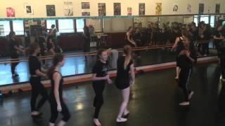 ArtQuest Dance Company Master Class