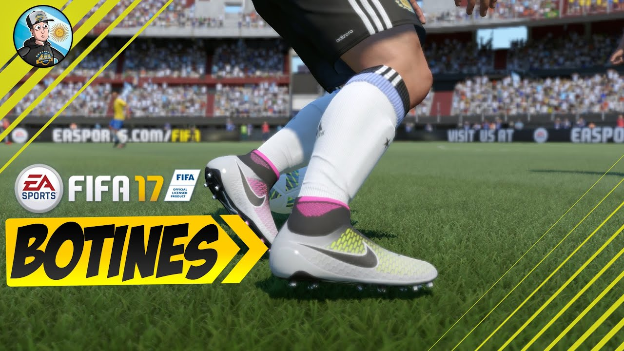 Fifa 17 Boots