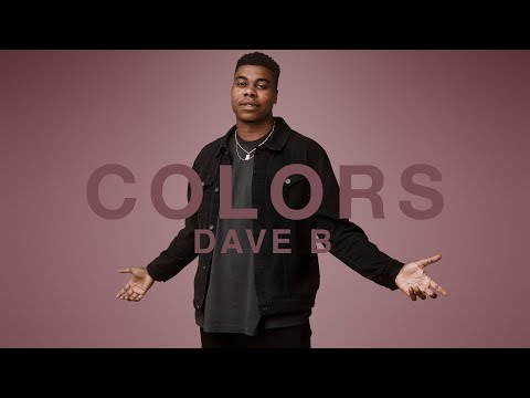 Dave B - David   A COLORS SHOW