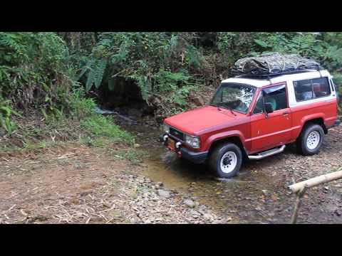 Repeat 1986 Trooper Diesel Turbo D 4x4 Walkaround by gus0320
