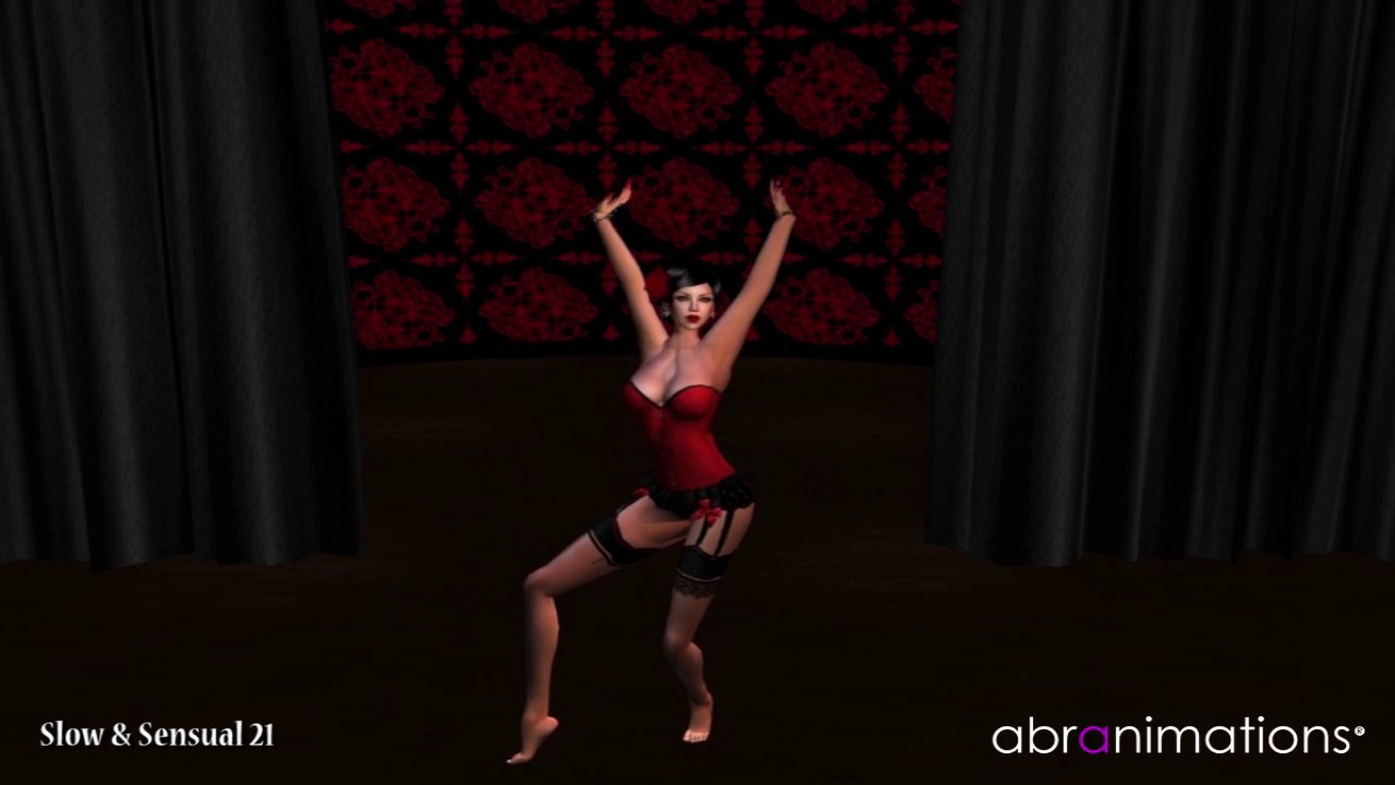 Slow And Sensual Dance No  Abranimations