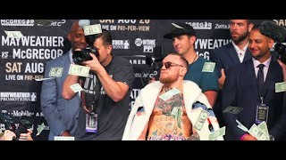How Much Are Floyd Mayweather And Conor McGregor Getting Paid?