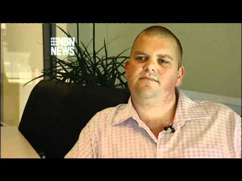 NBN News Nathan Tinkler interview part one