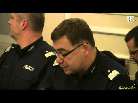 Nadinsp. Krzysztof Gajewski o przygotowaniach do zabezpieczenia operacji LISTOPAD 2012