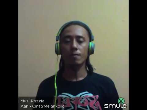 Cinta Melankolia - Mus_Razzia ( SOLO )