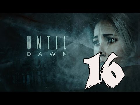 Until Dawn - Gameplay Walkthrough Part 16: The Stranger