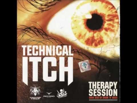 Therapy Session Vol. 1. Mixed by Technical Itch
